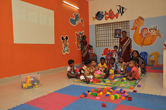 Sri Krish Play School